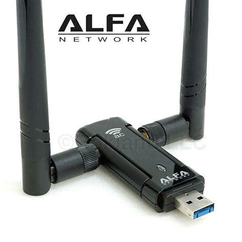 alfa awus036ac 802 11ac ac1200 wifi wireless usb adapter