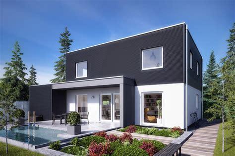 Moderne Häuser Im Bauhausstil by Moderner Bauhausstil Schw 246 Rerhaus