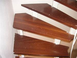 Holz Treppenstufen Renovieren Treppenstufen Holz Bearbeiten