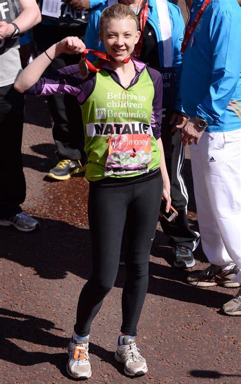 Natalie Dormer Marathon by Of Thrones Natalie Dormer Runs Marathon