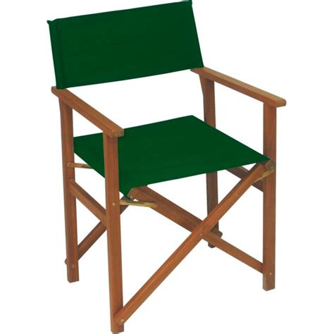 mimosa green timber directors chair back deck makeover