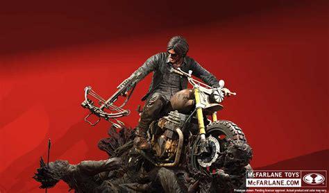 Daryl Dixon Resin Statue