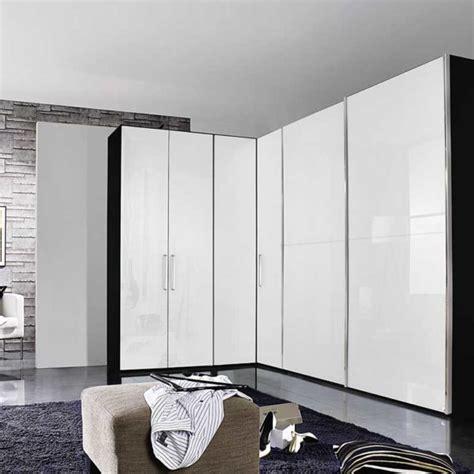 dressing avec angle finest armoire dressing  angle porte moderne chene gris cremona avec