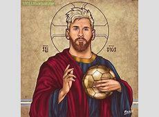 Lionel Messi Troll Football