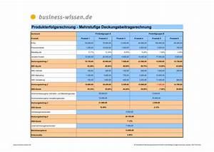 Deckungsbeiträge Berechnen : mehrstufige deckungsbeitragsrechnung f r produktgruppen und produktvarianten excel tabelle ~ Themetempest.com Abrechnung