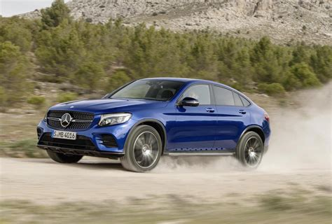 Mercedes Glc Coupe by Mercedes Reveals Its Bmw X4 Rival The Glc Coupe