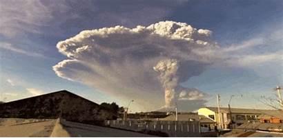 Volcano Eruption Erupts Volcanic Chile Calbuco