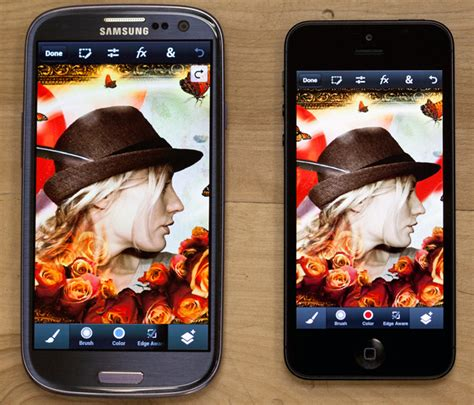 how do you edit on iphone adobe brings photoshop touch to iphone android so you 2322