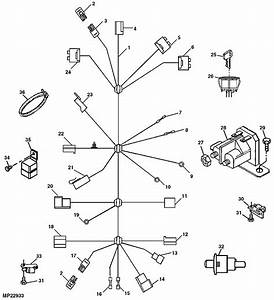 Need Ignition Switch Diagram For Scottsdale Tractor 17