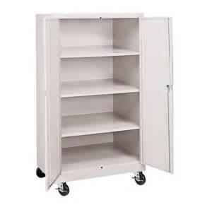 hdx 35 in w 4 shelf plastic multi purpose cabinet in gray