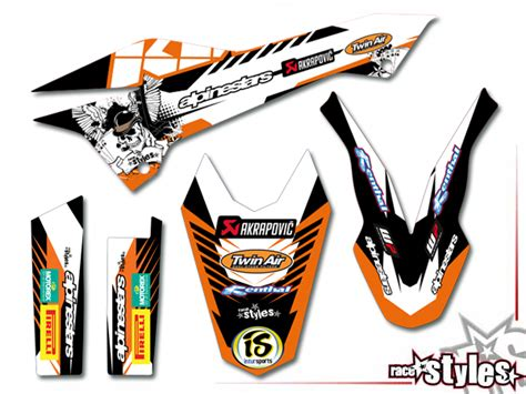 ktm 690 smc r 08 187 factory smcr 187 04 basic kit