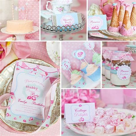 shabby chic princess 17 best images about princess party kylie s 4th birthday on pinterest princess birthday