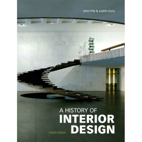 Interior Design Books: A History of Interior Design