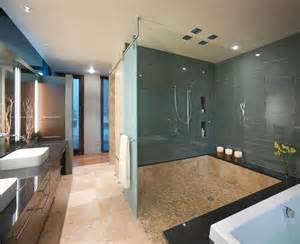 bathroom glass tile ideas 30 great bathroom glass tile photos and pictures