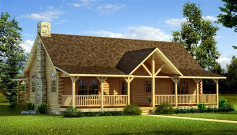cabins plans and designs danbury log home plan southland log homes https