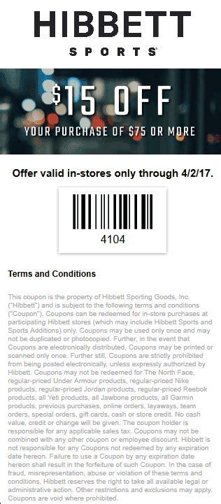 hibbett sports september  coupons  promo codes