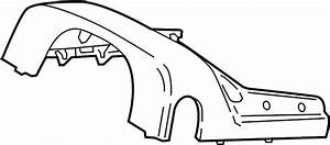 Lincoln Continental Steering Column Cover  W  Active