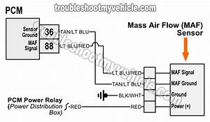 Maf Sensor Wiring Diagram  1997