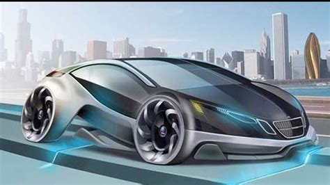 5 Future Concept Cars ¦ Future Cars This You Must See
