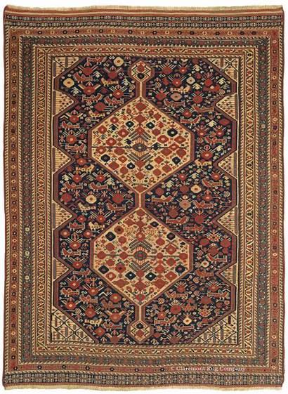 Rug Khamseh Persian Rugs Antique Arab Tribal