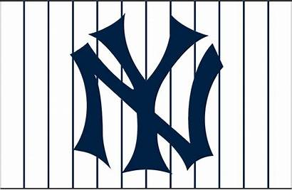 Yankees York Jersey Mlb Clipart Ny Symbol