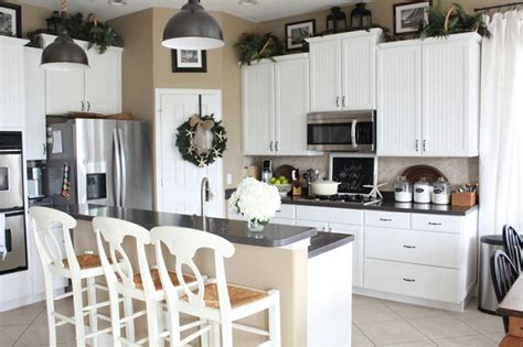 greenery  kitchen cabinets ideas  solid wood