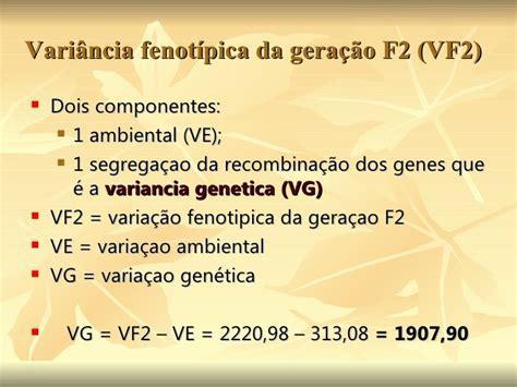 genetica quantitativa