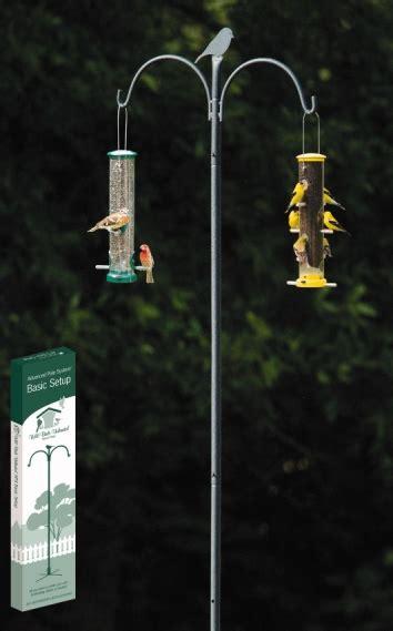 wild birds unlimited best bird feeder poles