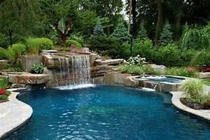 Piscine Avec Cascade : piscine de luxe avec cascade vacances arts guides voyages ~ Premium-room.com Idées de Décoration