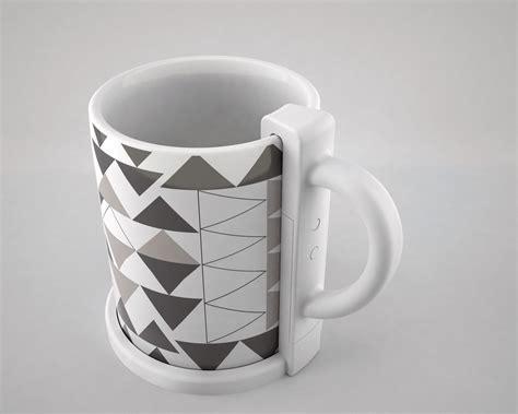 cup handle  model  printable stl cgtradercom