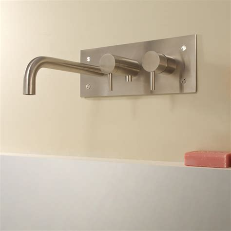 Wall Mounted Bath Filler And Shower by Bath Fillers Floor And Wall Mounted Livinghouse