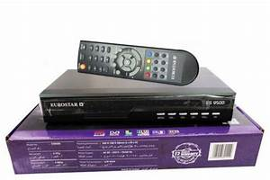 Eurostar Satellite Receiver Es9500  Price  Review And Buy In Dubai  Abu Dhabi And Rest Of United