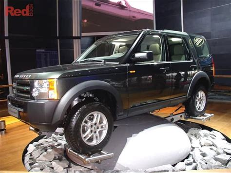 how cars engines work 2005 land rover discovery engine control 2005 land rover discovery 3 car valuation