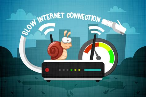 Culprits of Slow Internet Connection - Nexus-net