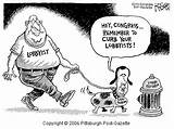 Lobbyist sketch template