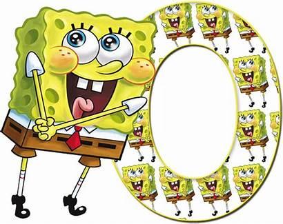 Spongebob Squarepants Patrick Alphabet Star Letter Letters
