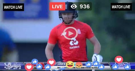 PTV Sports Live | England vs Pakistan Live 2nd T20 Live ...