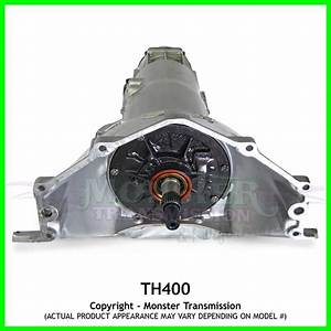 Turbo 400 Th400 Transmission Heavy Duty Performance 4