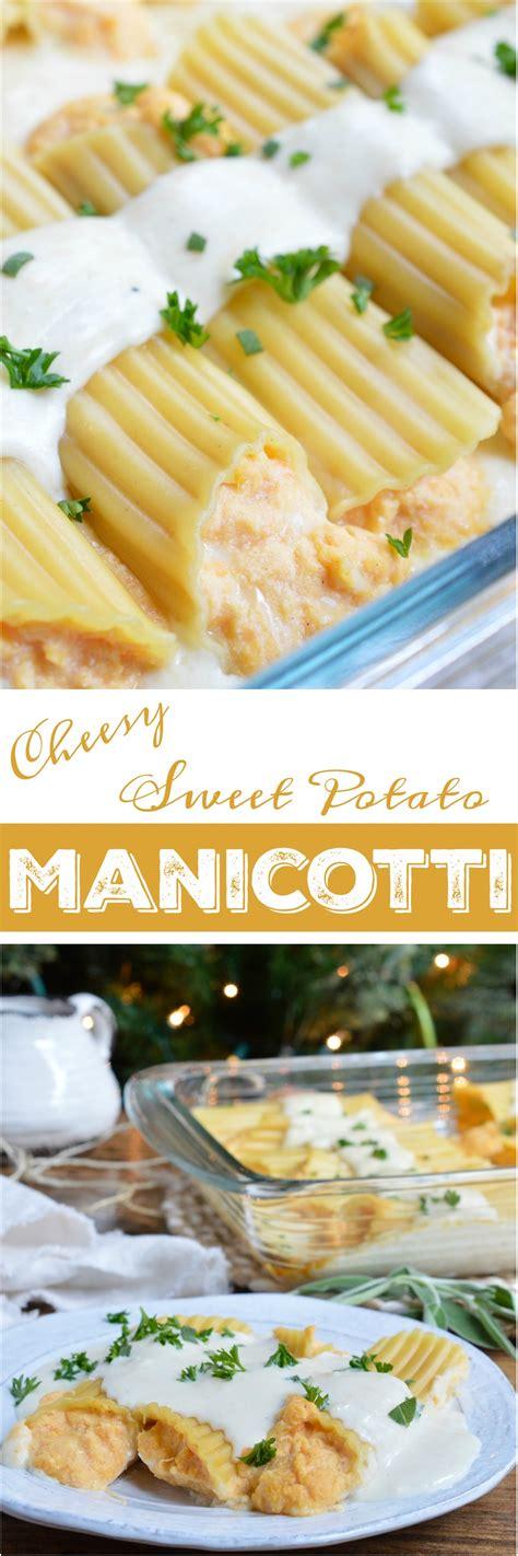 A yourself b himself c myself. Sweet Potato Cheese Manicotti Recipe - WonkyWonderful