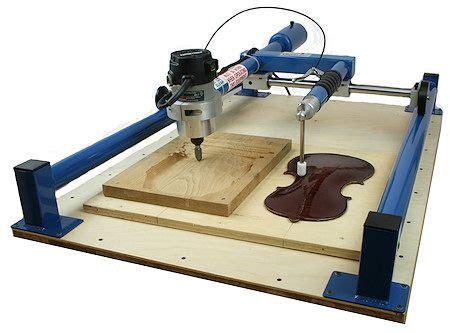 gemini carving duplicator    sizes tools