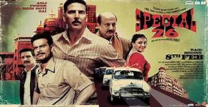 Bollywood Movies: Special 26 (2013) Hindi Movie