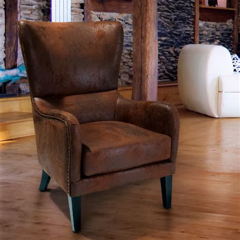 sky blue furniture genoa rustic armchair reviews