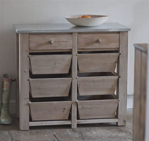 console table  storage boxes garden trading garden