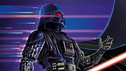 Vader Darth Wars Star Background Sith Stripes