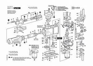 Bosch 11304  0611304139  Parts List