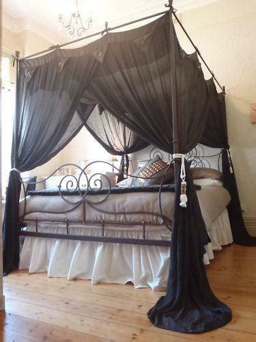 poster bed canopy ebay