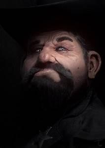 ArtStation - Sheriff, Kevin Beckers