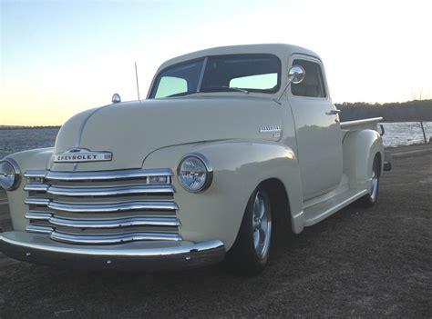 1949 Chevrolet 3100 Pickup Truck Chopped Cadillac 500
