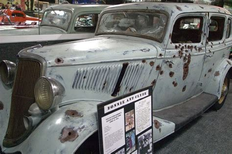 Bonnie And Clyde Death Car Controversy Takes Center Stage