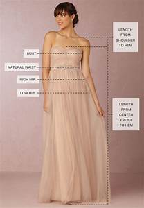 wedding 411 how to find your perfect wedding dress size With how to measure for a wedding dress